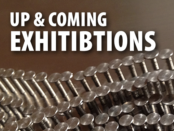Up & Coming Exhibitions